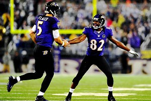 Joe Flacco, Torrey Smith