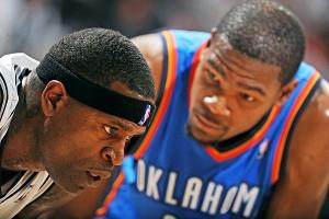 Stephen Jackson, Kevin Durant
