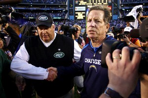 Norv Turner, Rex Ryan