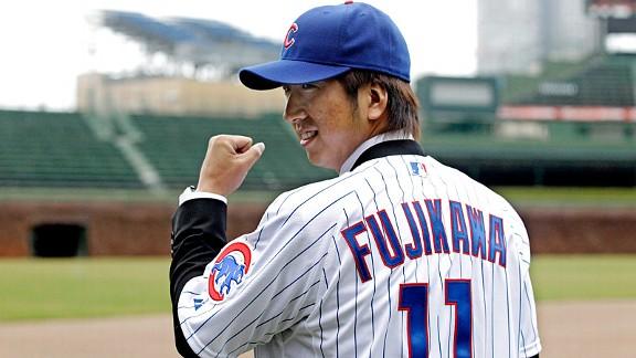 Kyuji Fujikawa