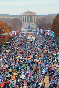 2012 Philadelphia Marathon