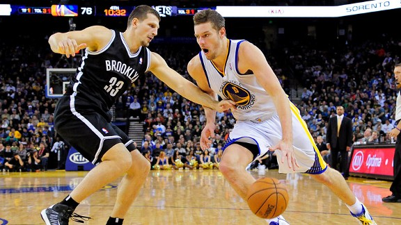 David Lee, Mirza Teletovic