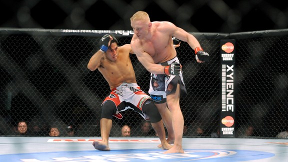 Dennis Siver and Nam Pham