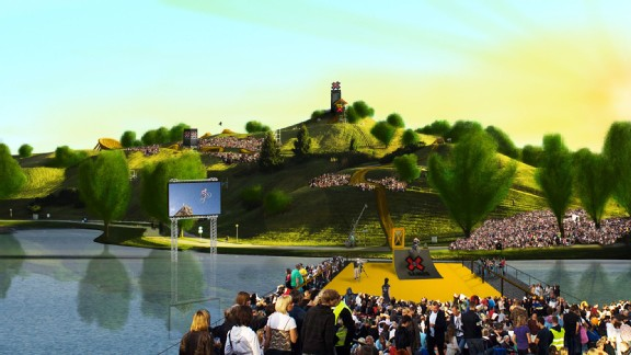 Mountain Bike Slopestyle, Munich