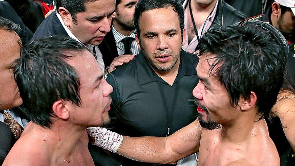 Would Marquez-Pacquiao V measure up as a true superfight for all fans to get behind?