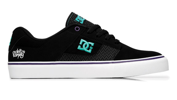 DC Shoes-Deft Family shoe
