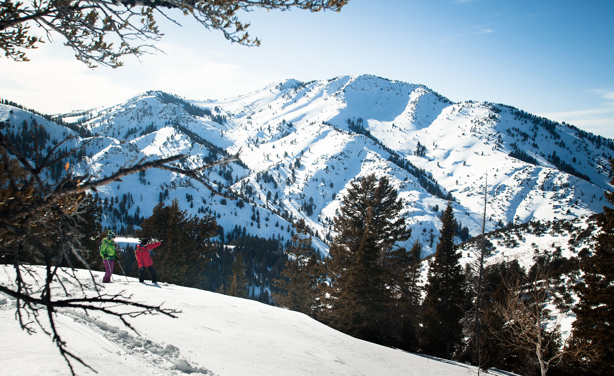 Powder Mountain, Utah, is now under new ownership.