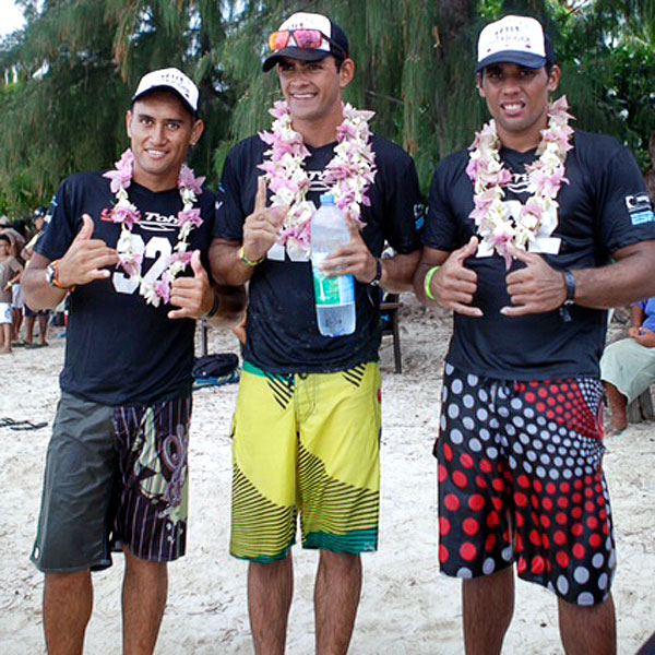 IronMana Winners