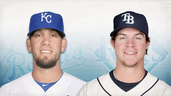 James Shields & Wil Myers