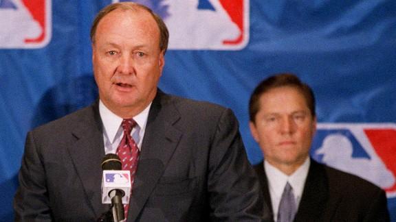 Texas Rangers owner Tom Hicks and Scott Boras