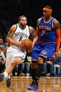 Deron Williams and Carmelo Anthony