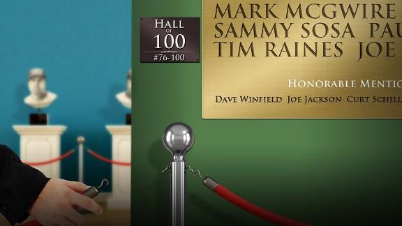 Hall of 100: 76-100