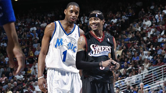 McGrady/Iverson