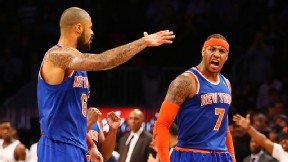 Daily Dime: Carmelo Anthony and the Knicks becoming hard to bea…