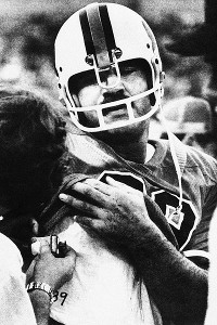 Larry Csonka with the Memphis Southmen of the World Football League