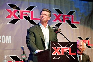 Vince McMahon and the XFL