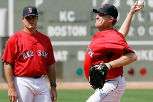 John Farrell, Curt Schilling