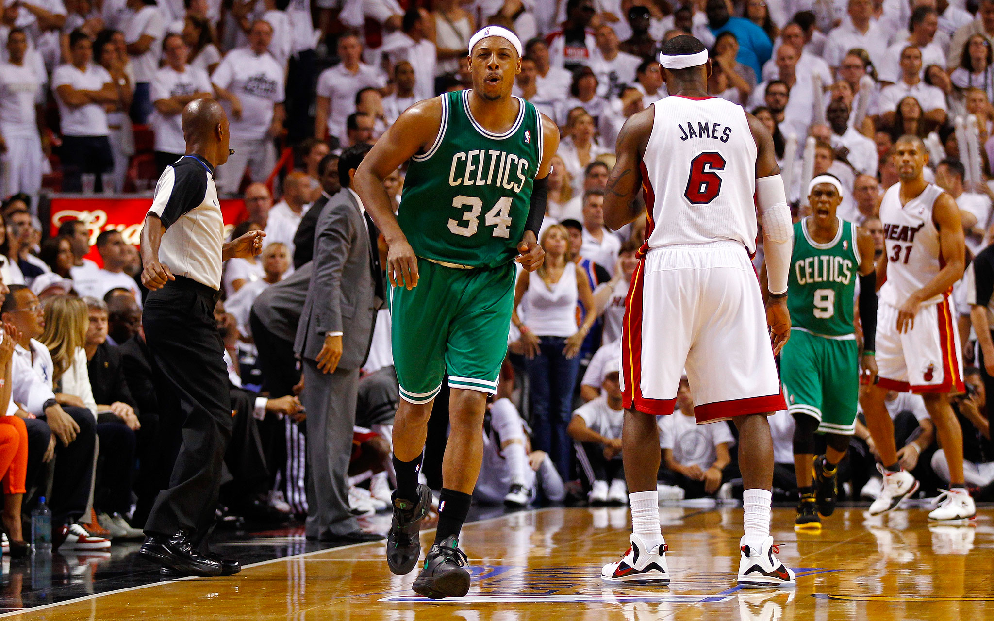 4. Celtics Go Up 3-2 On Heat