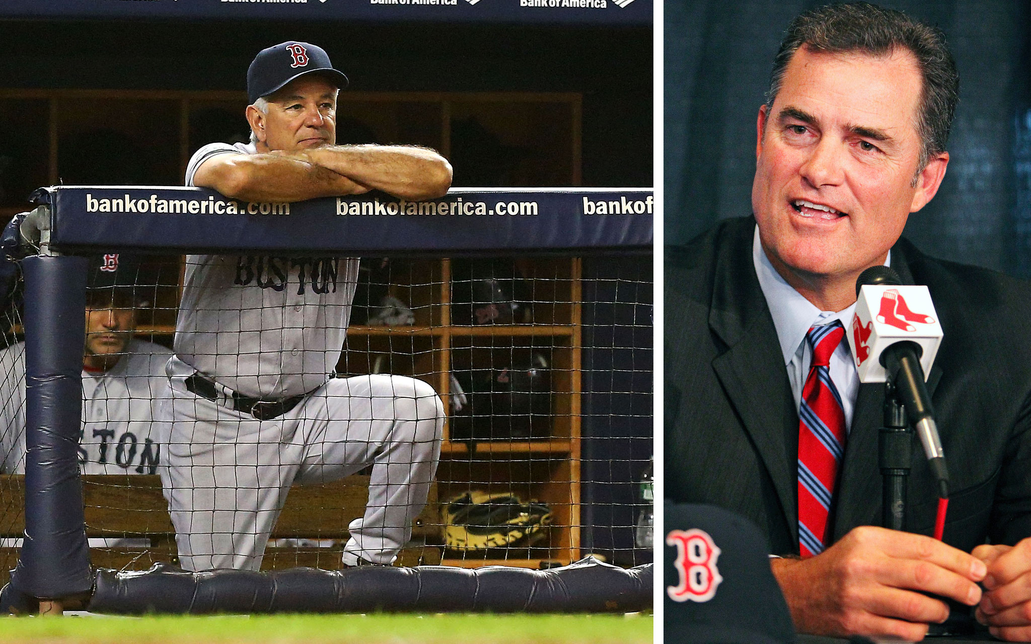 2. Valentine Fired; Farrell Hired