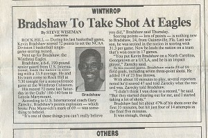 Kevin Bradshaw - Newspaper
