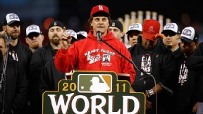 St. Louis Cardinals manager Tony La Russa