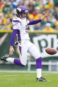 Chris Kluwe distractions 'are getting old' - NFL Nation Blog - ESPN
