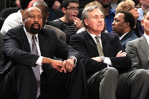Mike Woodson and Mike D'Antoni