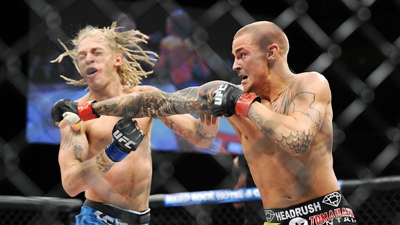 Poirier positions himself for title push