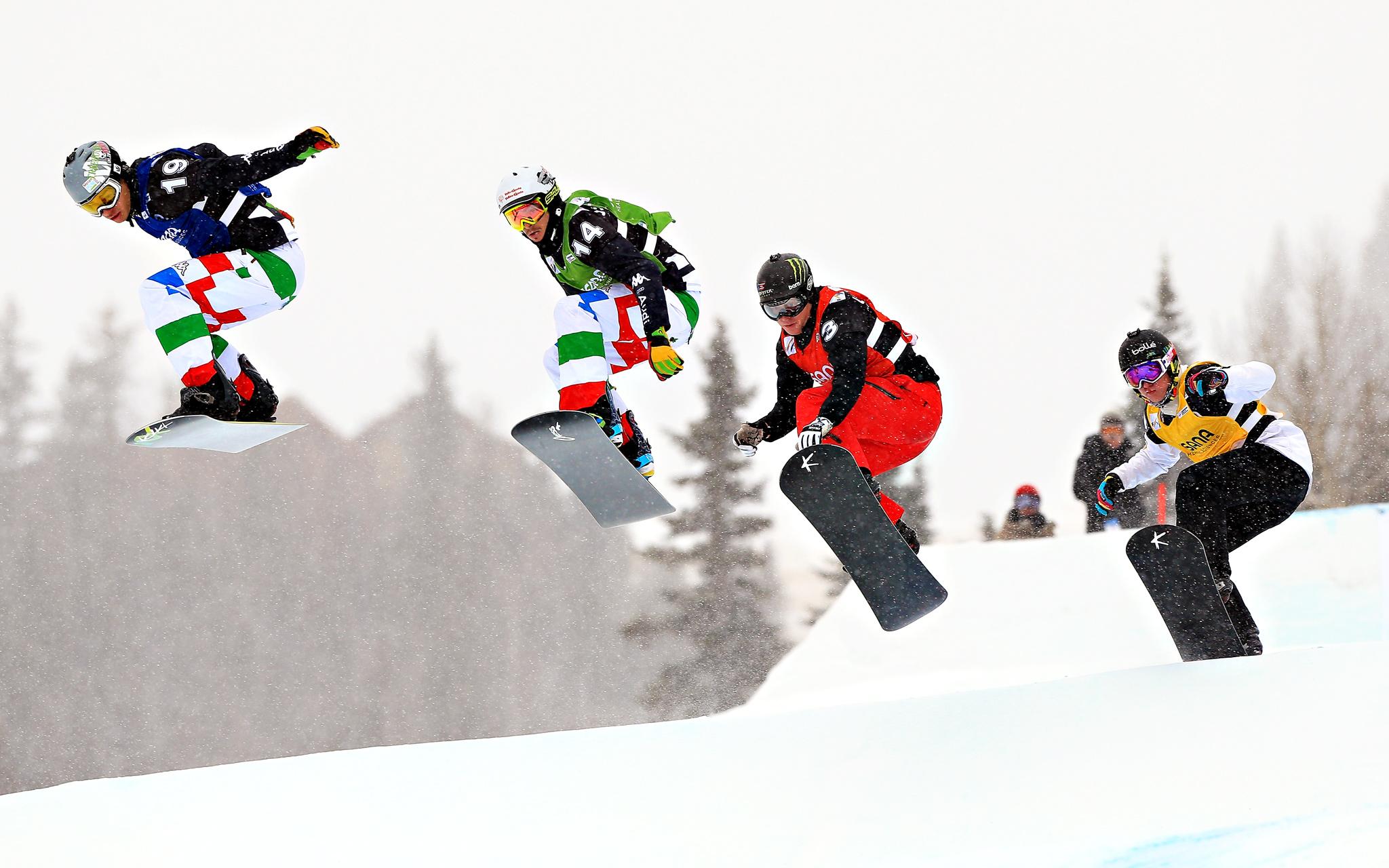 USANA Snowboardcross World Cup