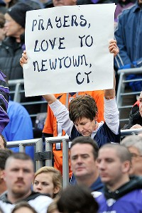 Newtown fan support