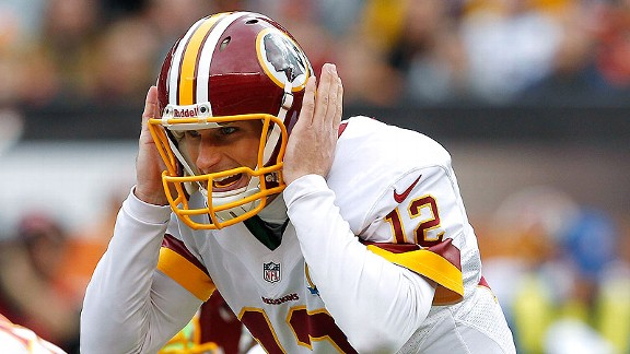 Kirk Cousins should interest Jets for 2014
