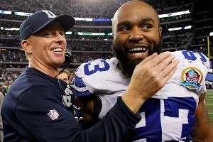 Jason Garrett, Anthony Spencer
