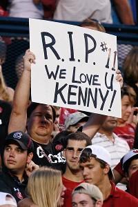 Kenny McKinley fan tribute