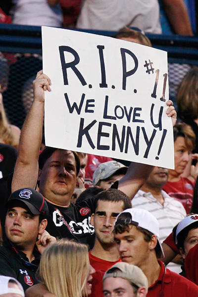 Kenny McKinley fan tribute
