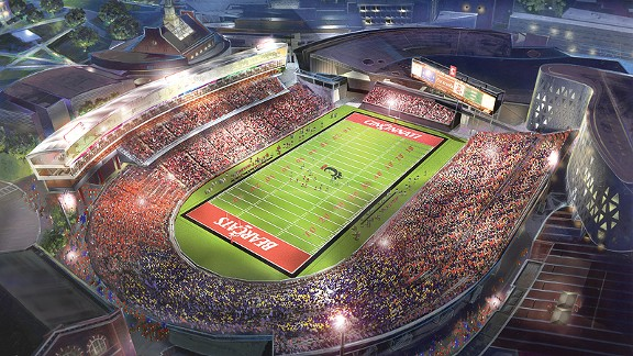 Cincinnati Stadium