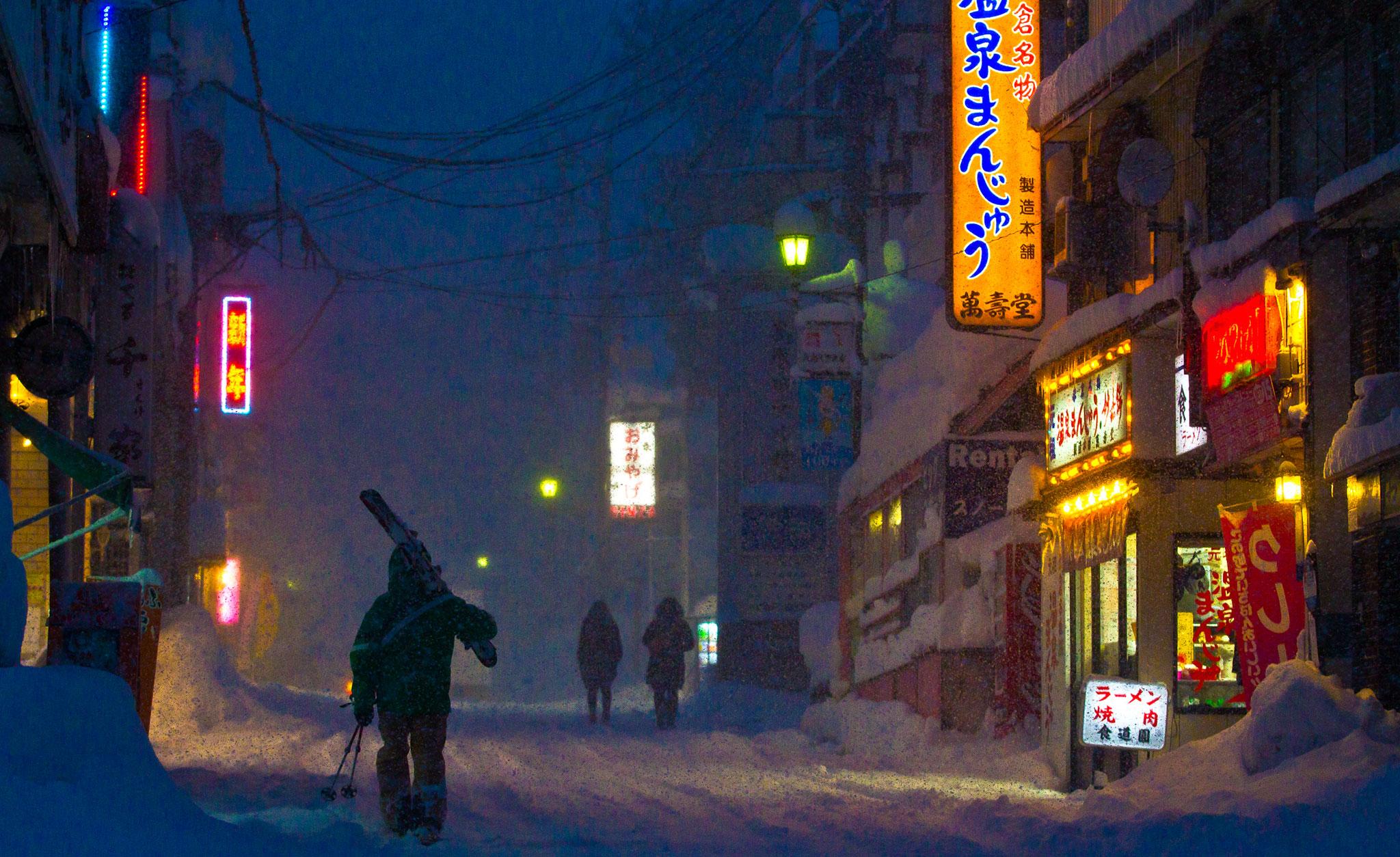 Niseko, Japan
