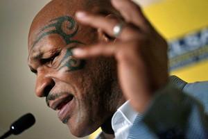 Mike Tyson habla