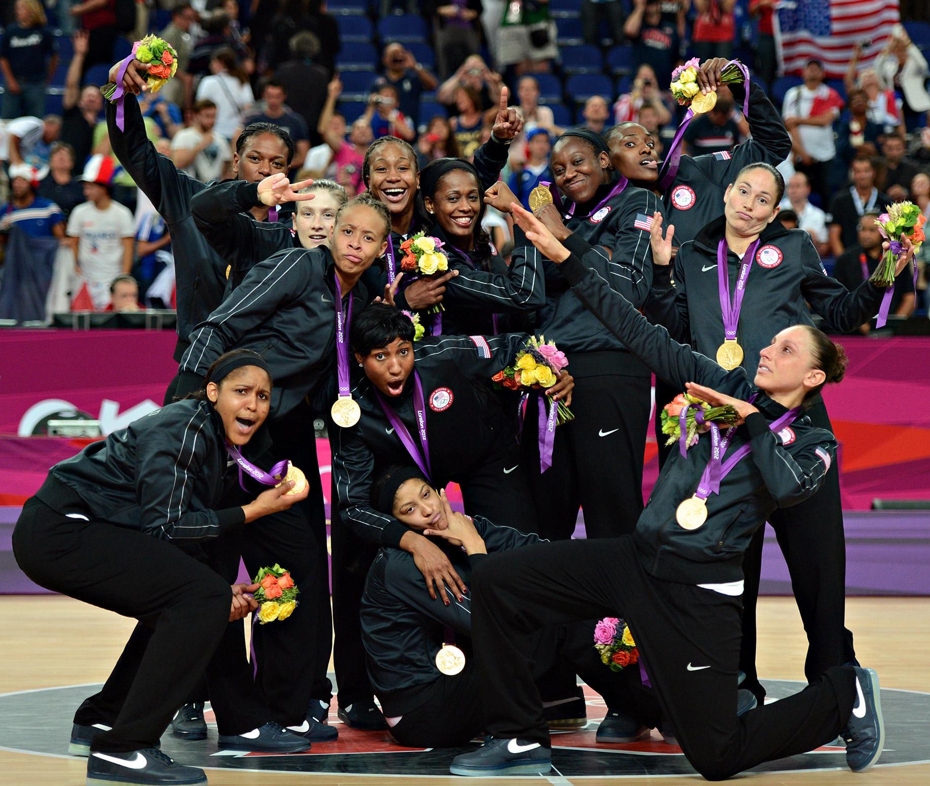 U.S. Women's Basketball