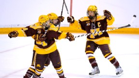 Minnesota will be going for its fourth national championship in program history.