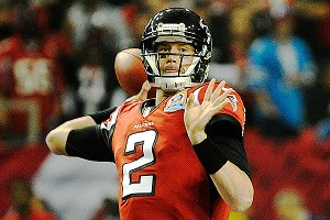 have been the norm over the years for Matt Ryan and the Falcons