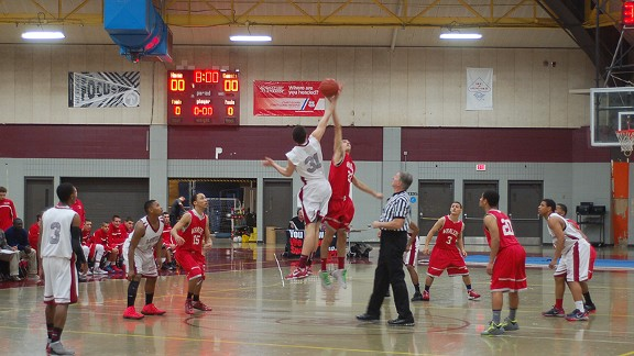 Lowell vs. New Bedford basketball