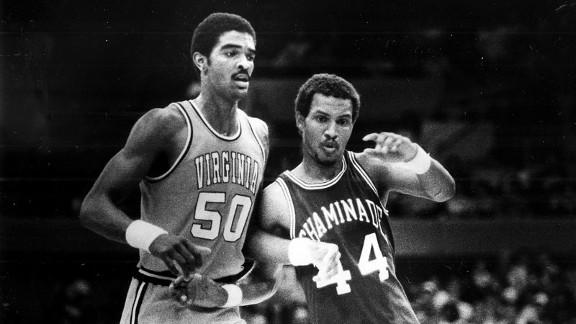 Tony Randolph, Ralph Sampson and Chaminade's upset of Virginia