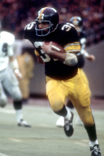 Franco harris immaculate reception catch