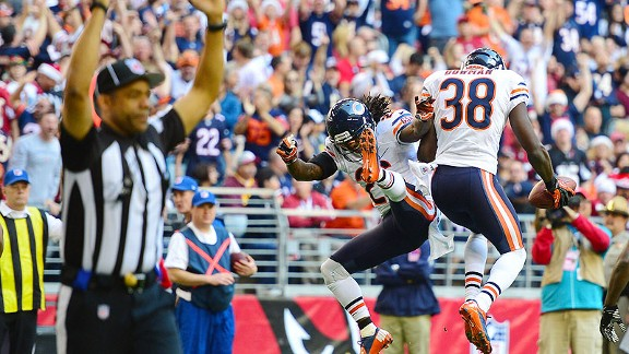 Rapid Reaction: Bears 28, Cardinals 13