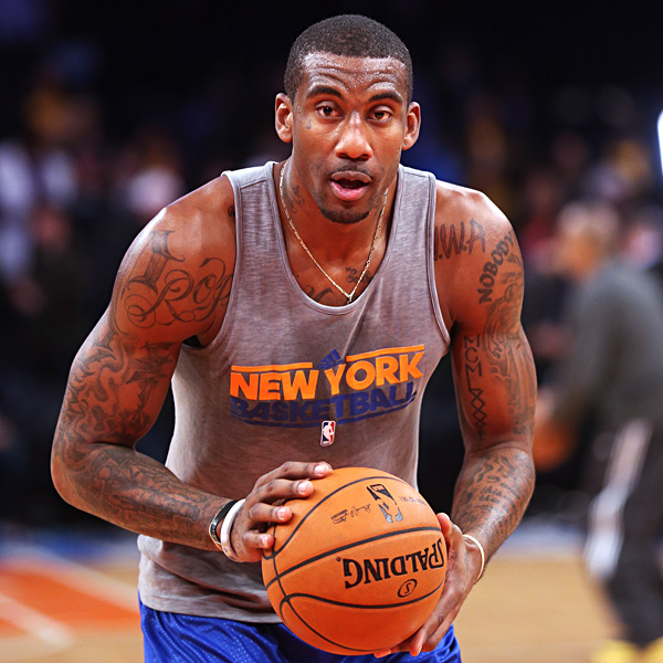 No such thing? Amar'e Stoudemire of New York Knicks again delivers ...