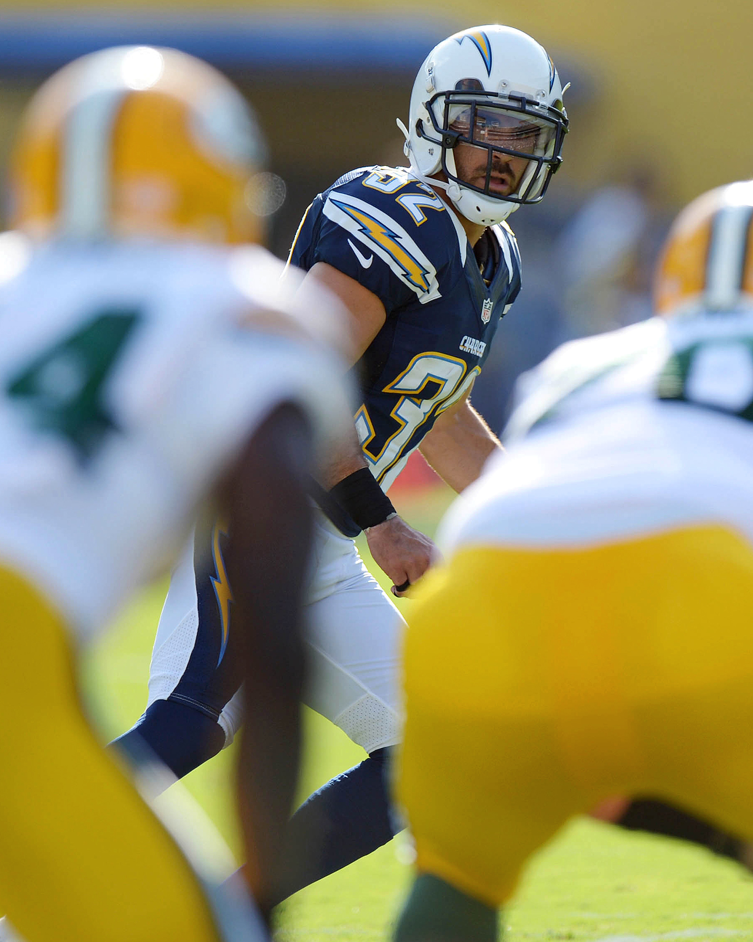 San Diego Chargers Espn: SAFETY: Eric Weddle, San Diego Chargers