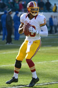 NFC East wrap: The year of RG III