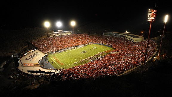 Sunbowl Stadium