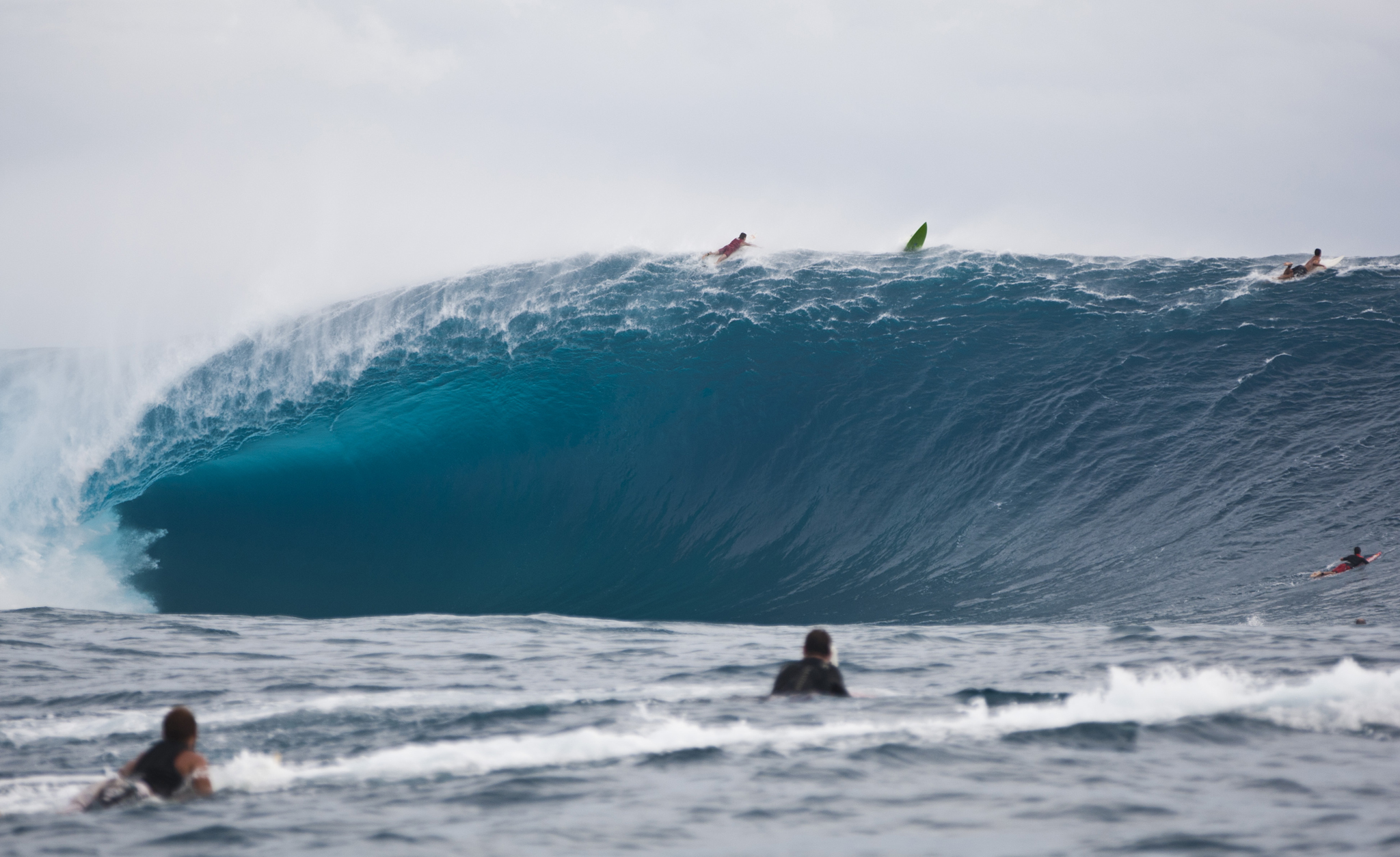 Cloudbreak Thunders