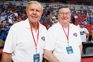Denny Crum/Joe B. Hall